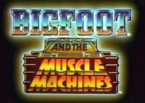 Bigfoot and the Muscle Machines logo image